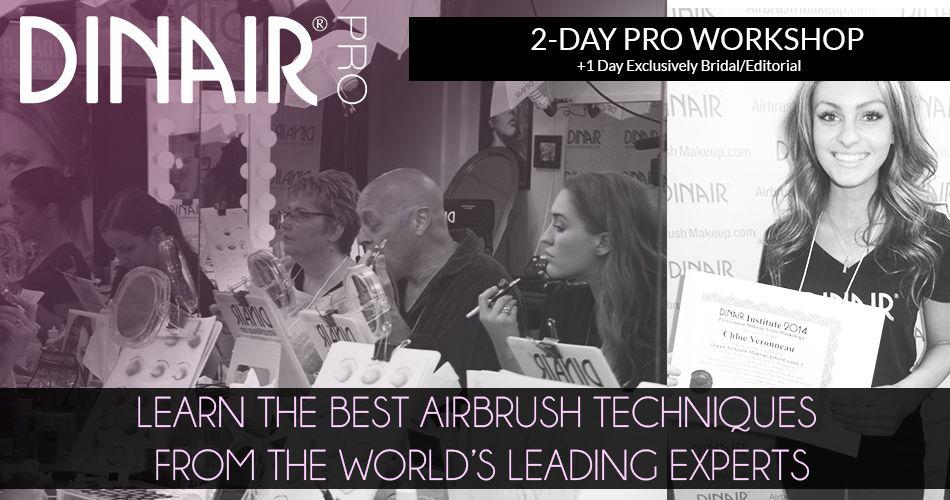 Dinair Pro Workshop