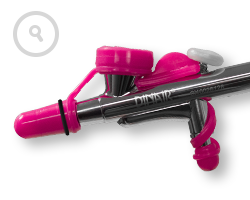 Airbrush Cleaning System Pink