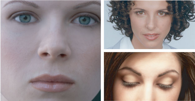 Dinair created the Original airbrush makeup for High Definition (HDTV).