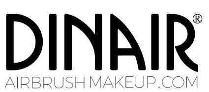 Dinair Airbrush Makeup Logo