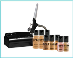 Acne Coverage Airbrush Makeup Kit