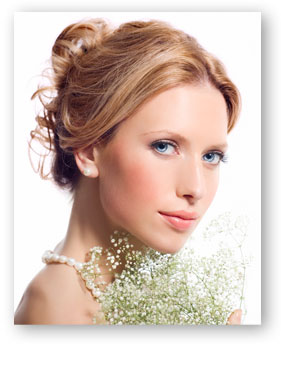 Airbrush Makeup on Spray Foundation Makeup On Bridal Make Up Wedding Beauty Tips By