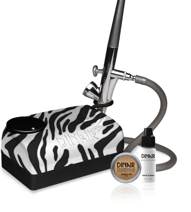 Designer color zebra