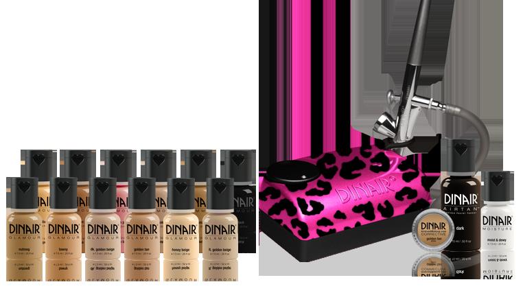Designer color hotPinkLeopard