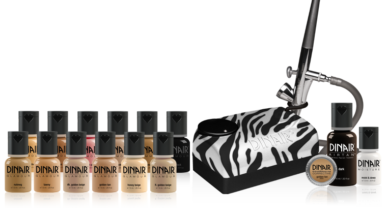Designer color zebra