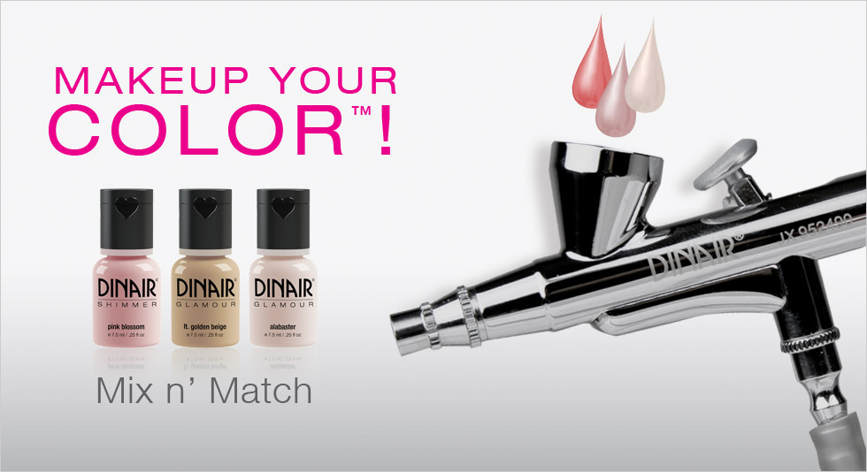 Makeup airbrush