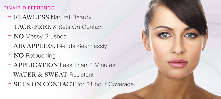 Makeup Benefits Airbrush Kits