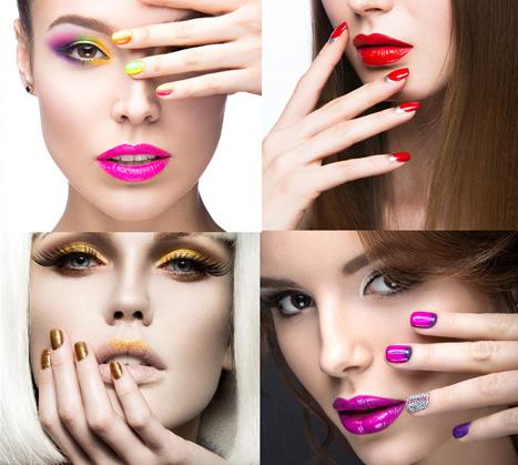 Airbrush Nail Polish By Dinair